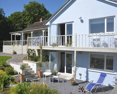 Bed and breakfast near Tenby, Pembrokeshire