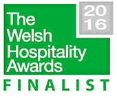 The Welsh Hospitality Awards Finalist 2016